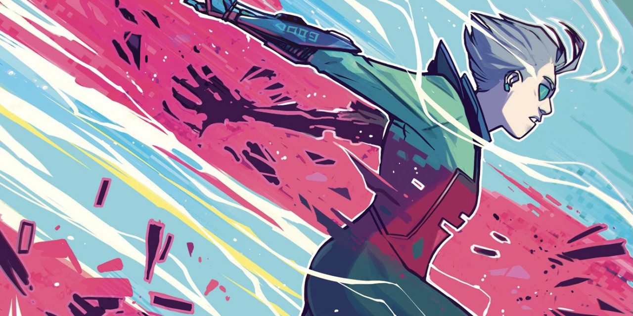 First Look: GOOD LUCK #3 From BOOM! Studios