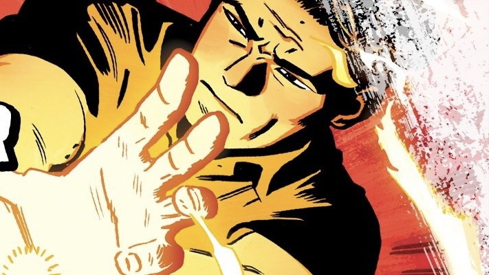 FIRE VERSUS (WHY DID IT HAVE TO BE) SNAKES IN FIRE POWER BY KIRKMAN & SAMNEE #15