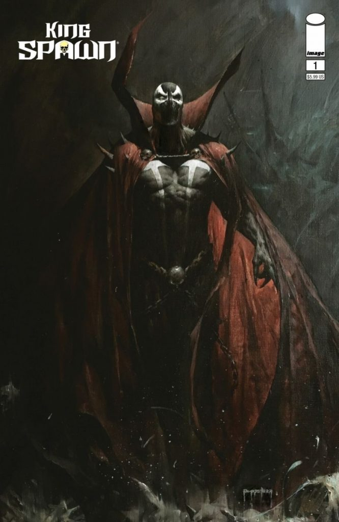 , KING SPAWN SALES NUMBERS DEMOLISHES RECORD, The Indie Comix Dispatch
