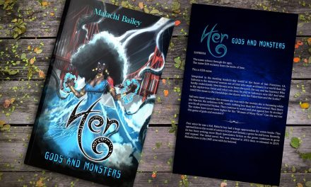 Her Returns in Sequel Novel, Gods and Monsters