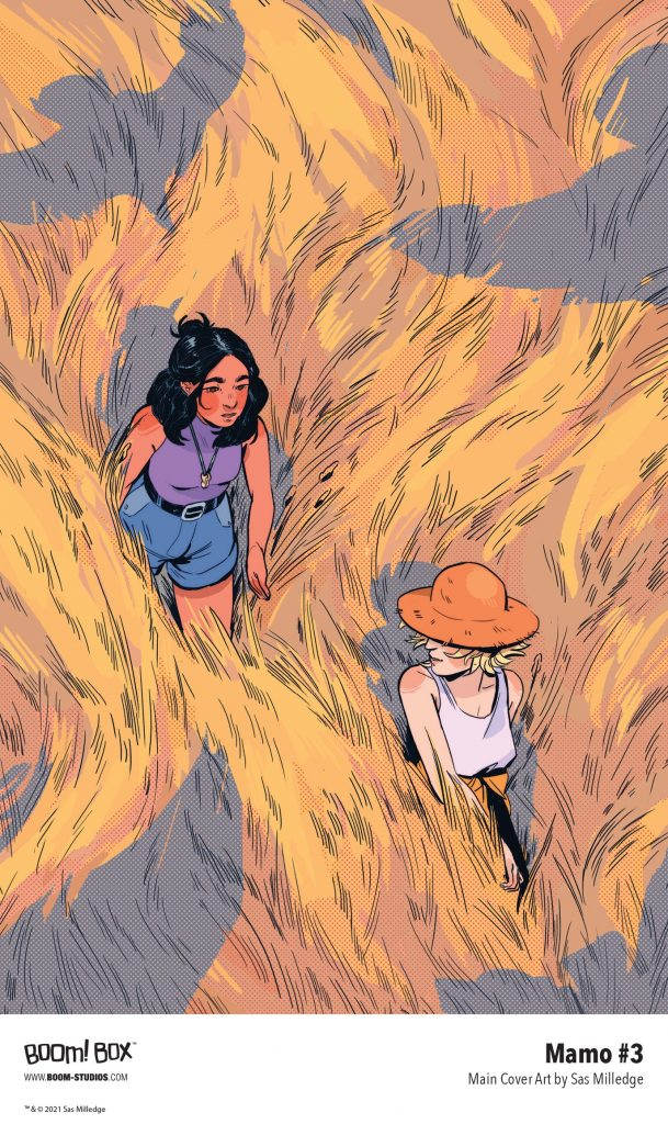 , FIRST LOOK: MAMO #3, The Indie Comix Dispatch