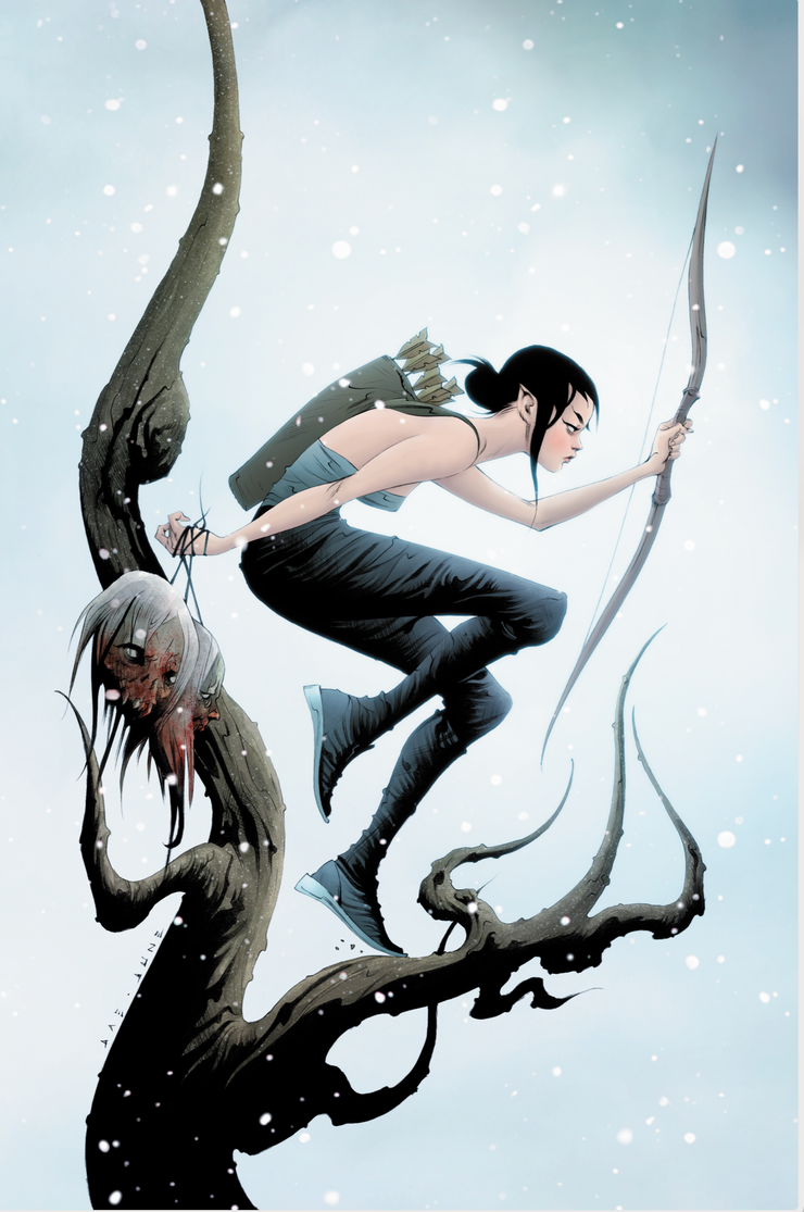 , Scout Comics' White Ash Returns for Season 2 This Fall, The Indie Comix Dispatch