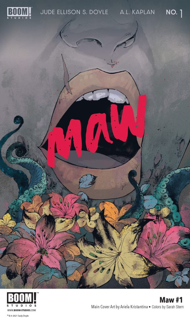 , First Look: Jude Ellison S. Doyle and A.L. Kaplan's MAW #1, The Indie Comix Dispatch