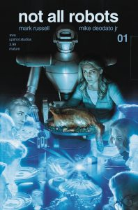 , REVIEW: Not All Robots #1, The Indie Comix Dispatch