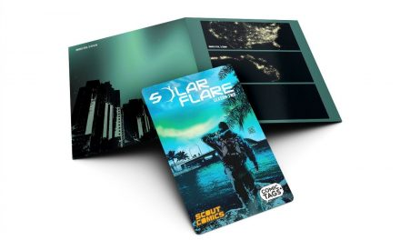 Wave Two COMIC TAGS Are Now Available From Scout Comics