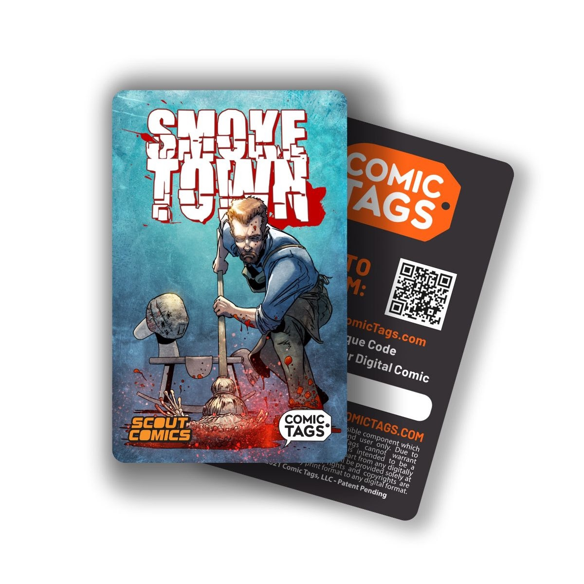 , Wave Two COMIC TAGS Are Now Available From Scout Comics, The Indie Comix Dispatch