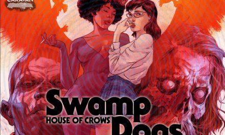 Scout Comics Imprint Black Caravan Lets The SWAMP DOGS Out