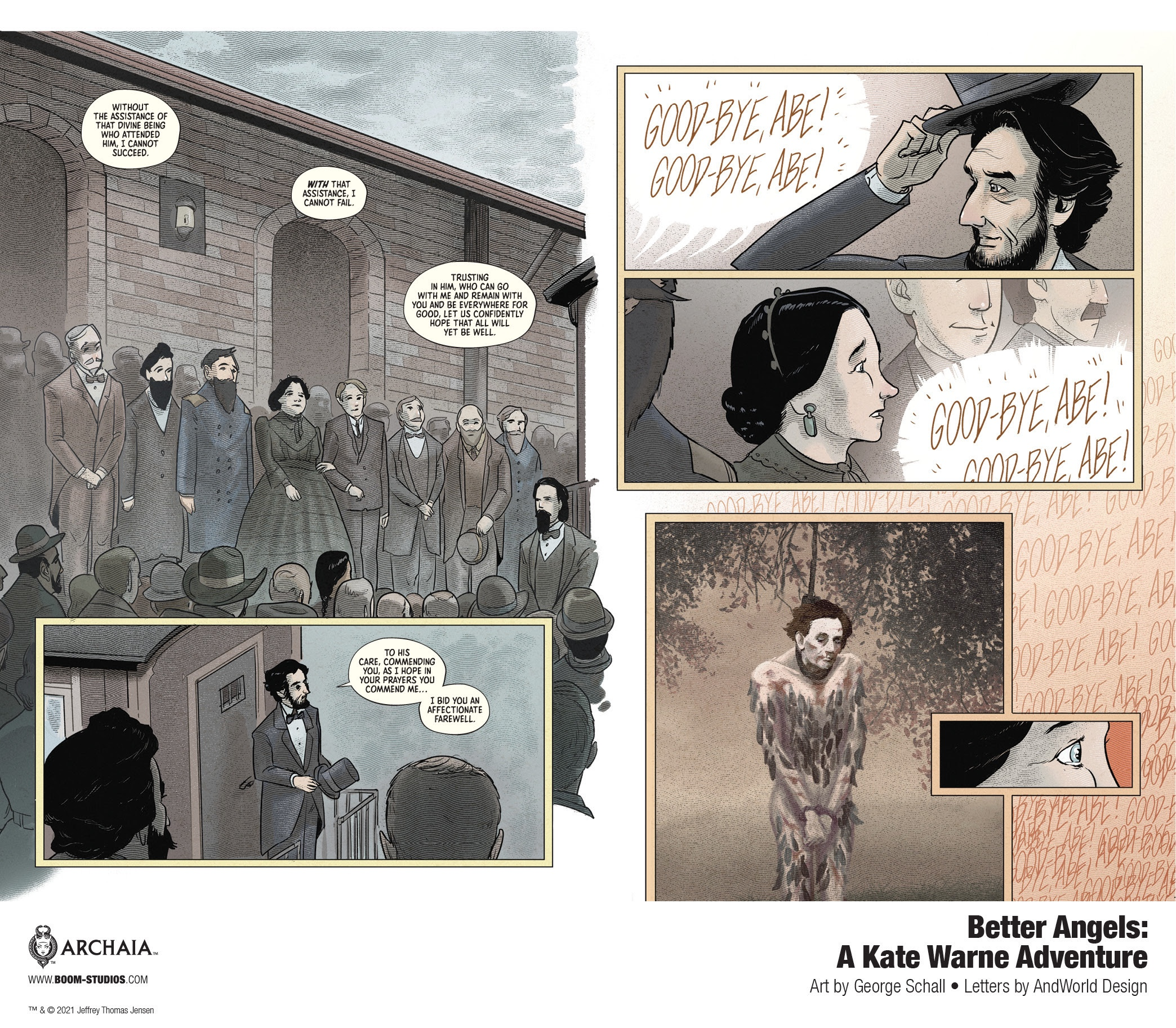 , A New Look at America's First Woman Detective in BETTER ANGELS, The Indie Comix Dispatch