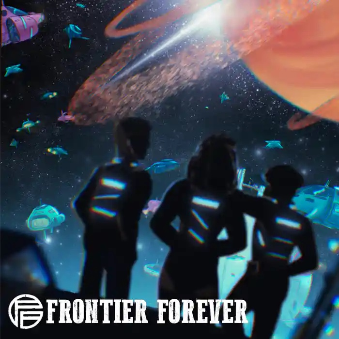 , Frontier Forever Explores a Unique Dystopian Future, The Indie Comix Dispatch