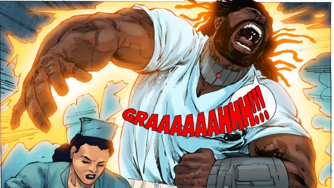 REVIEW: Warbound #2