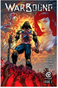, REVIEW: Warbound #2, The Indie Comix Dispatch