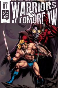 , REVIEW: Warriors of Tomorrow Volume 1, The Indie Comix Dispatch