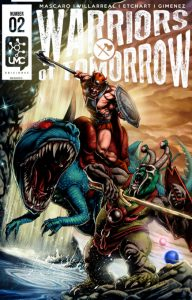 , REVIEW: Warriors of Tomorrow volume 2, The Indie Comix Dispatch