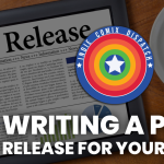 Writing a Press Release for Your Comic