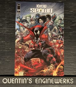 , REVIEW: King Spawn #1, The Indie Comix Dispatch