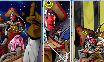 CnS Comics Returns To Kickstarter with The Captains