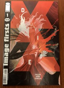 , REVIEW: Image Firsts: Die #1, The Indie Comix Dispatch