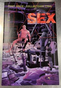 , REVIEW: Sex #1, The Indie Comix Dispatch