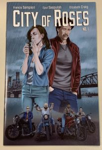 , REVIEW: City of Roses #1, The Indie Comix Dispatch