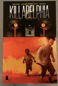 , REVIEW: Killadelphia #17, The Indie Comix Dispatch