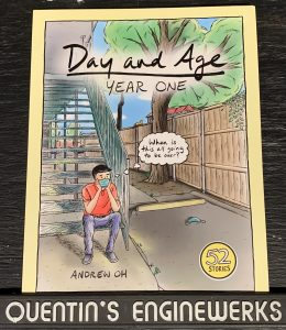 , REVIEW: Day and Age: Year One, The Indie Comix Dispatch