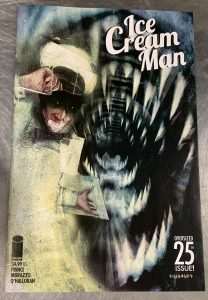 , REVIEW: Ice Cream Man #25, The Indie Comix Dispatch