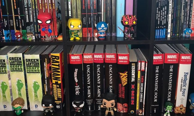 Tips for Starting Your Comic and Manga Collection