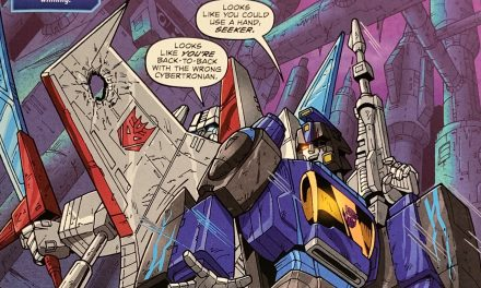 REVIEW: Transformers: Shattered Glass #1