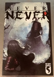 , REVIEW: Never Never #3, The Indie Comix Dispatch