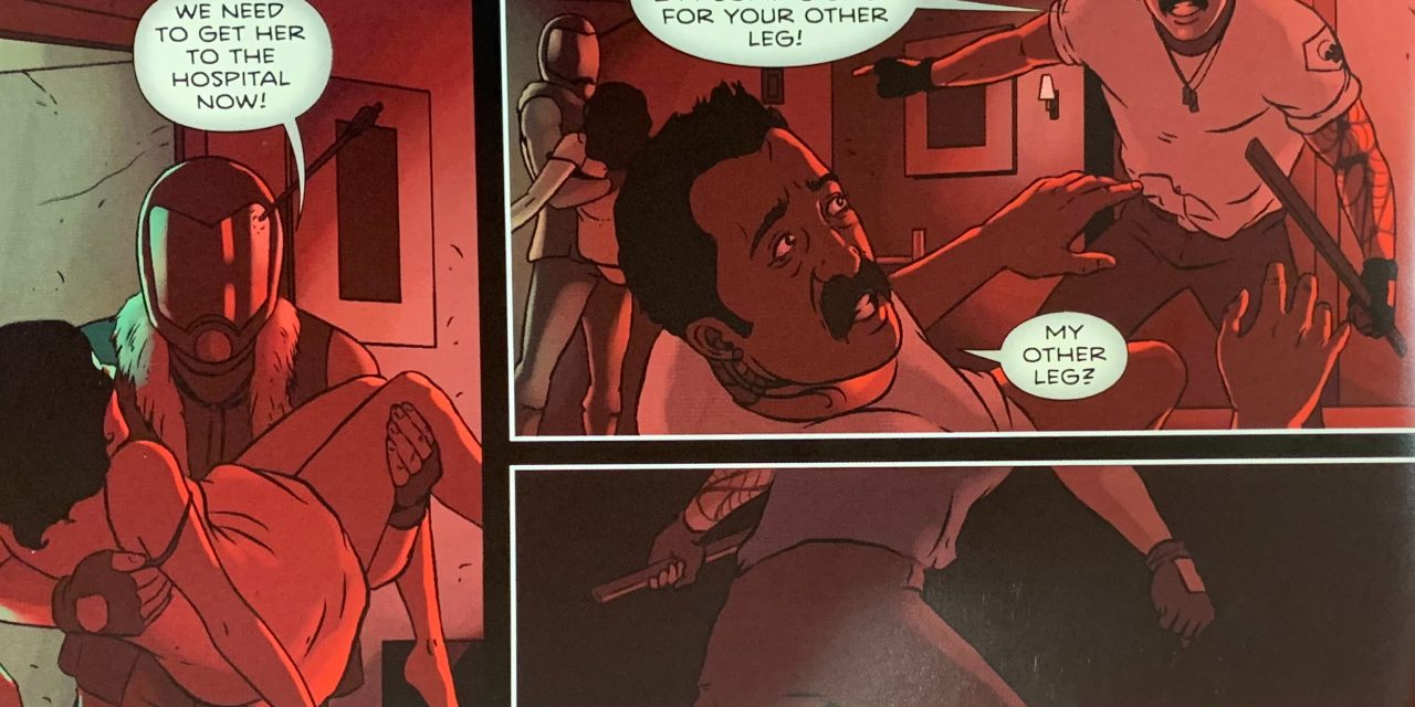 REVIEW: City of Roses #1