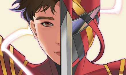 Your First Look at POWER RANGERS #11