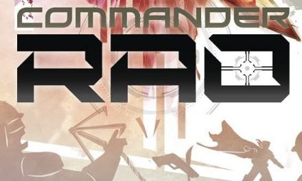 COMMANDER RAO Launches In November From Scout Comics!