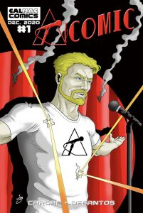 , REVIEW: The Comic #1, The Indie Comix Dispatch
