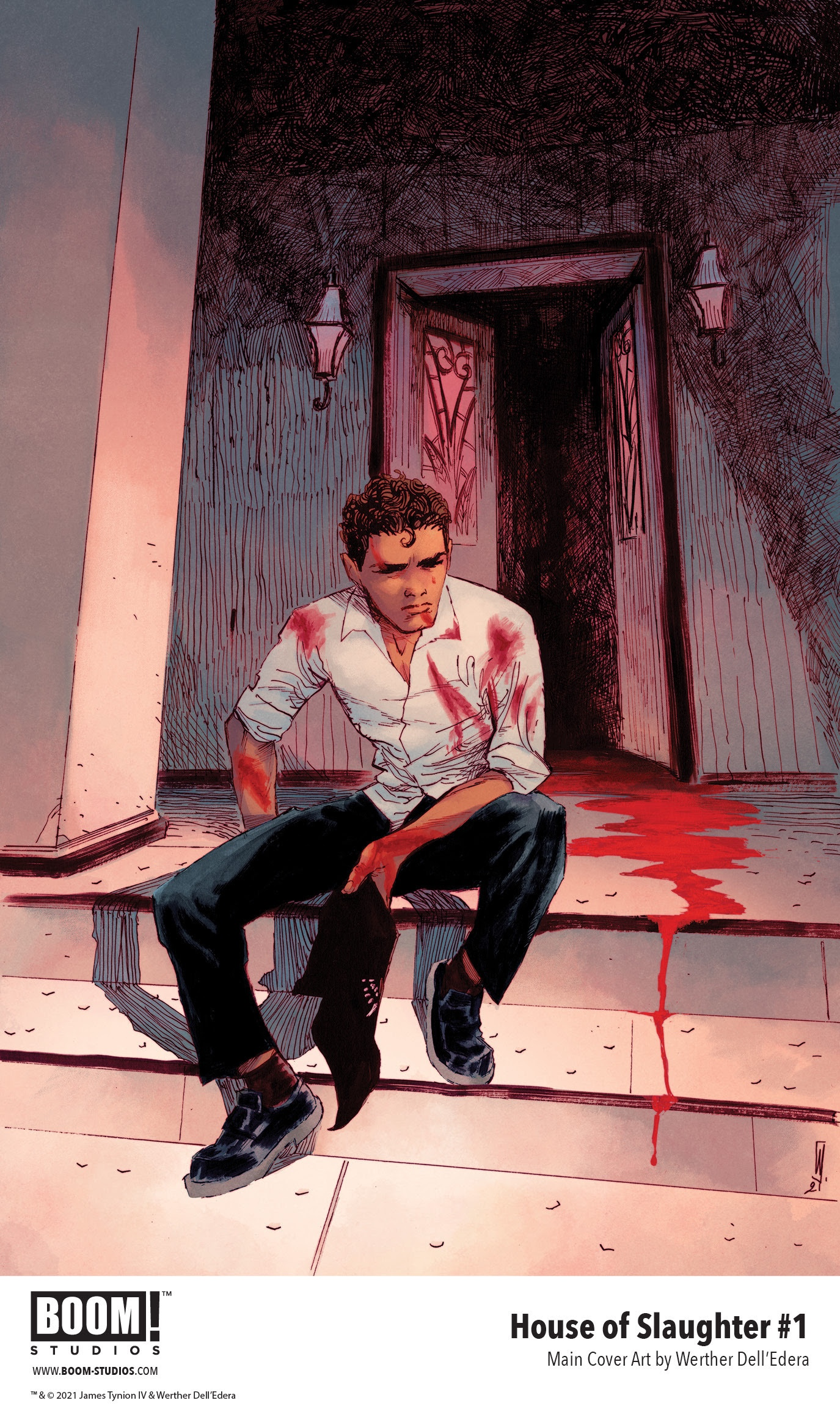 , First Look: HOUSE OF<br>SLAUGHTER #1, The Indie Comix Dispatch