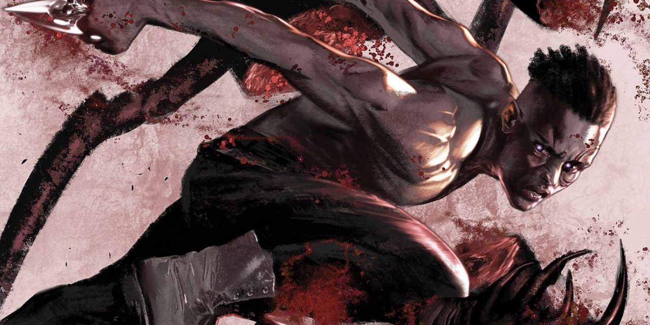 First Look: HOUSE OF<br>SLAUGHTER #1