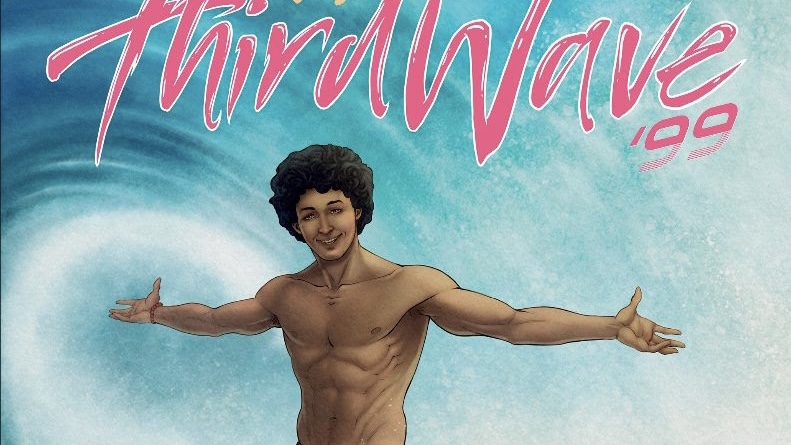 90's Surf Clothing Company THIRD WAVE 99 Returns This November With New Comic Series & Clothing Line