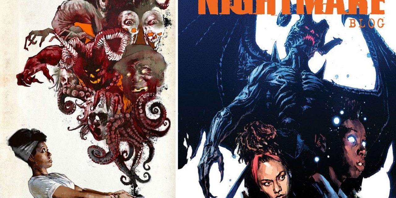 INTERVIEW: Rodney Barnes talks on Nita Hawes' Nightmare Blog