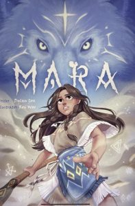 , REVIEW: Mara Chapter 1, The Indie Comix Dispatch