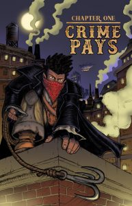 , Advance REVIEW: Rivenport: Cutthroats and Criminals, The Indie Comix Dispatch