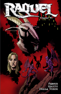 , REVIEW: Raquel Chapter #1, The Indie Comix Dispatch