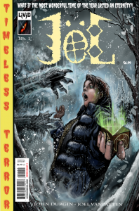 , REVIEW: Jol #1, The Indie Comix Dispatch
