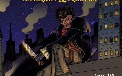 Advance REVIEW: Rivenport: Cutthroats and Criminals