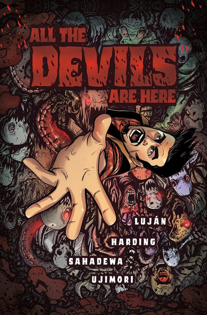 , All The Devils Are Here – Live on Kickstarter, The Indie Comix Dispatch
