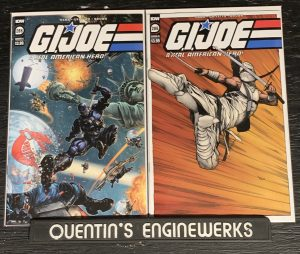 , REVIEW: G.I. Joe: A Real American Hero #286, The Indie Comix Dispatch