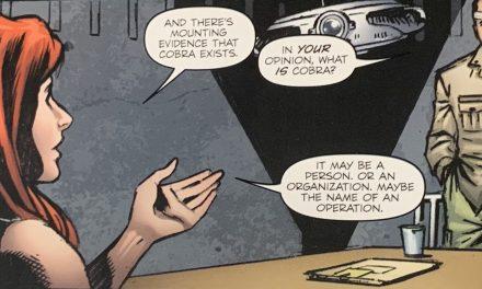 REVIEW: G.I. Joe (IDW Vol. 1) #7