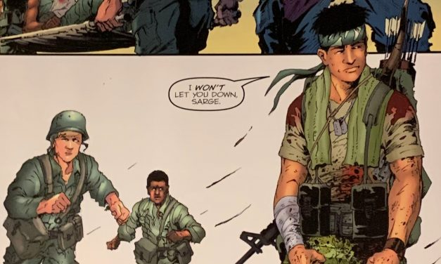 REVIEW: G.I. Joe: A Real American Hero #286