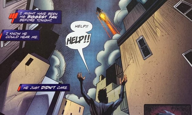 REVIEW: Kinetic #1