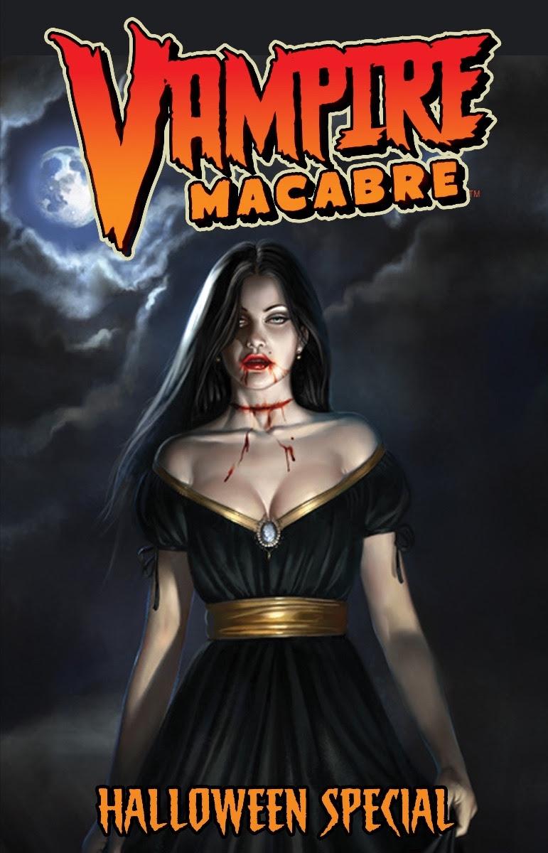 , Asylum Press announces Halloween Horror Box Kickstarter, The Indie Comix Dispatch
