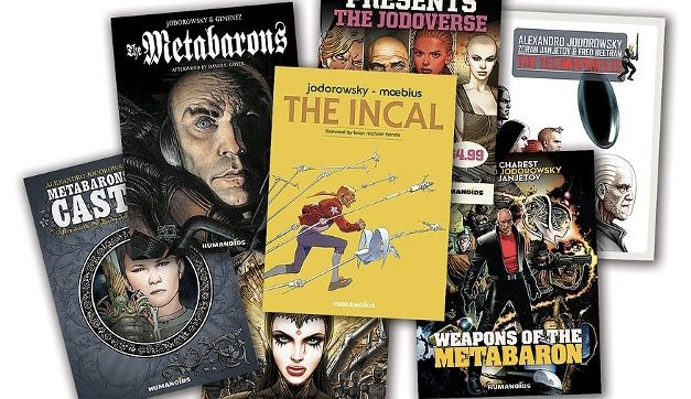 Award-Winning Publisher Humanoids Collaborates With GlobalComix To Showcase Digital Comics Library