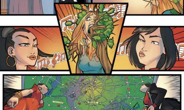 REVIEW: HEDGE #1